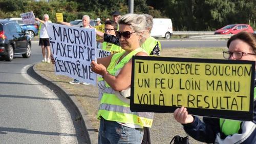 Acte XLI, les gilets jaunes contestent le G7… et Macron avec succès