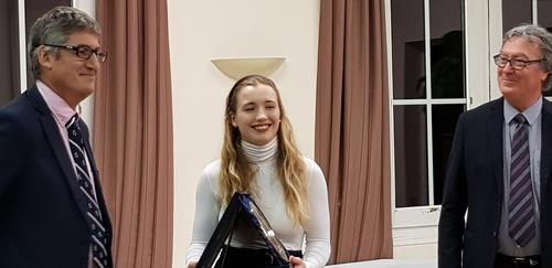 Betty BONNET, de nouveau lauréate