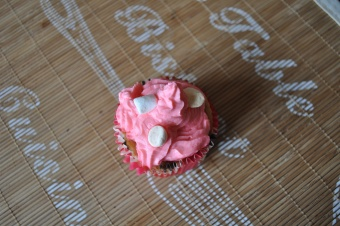 Cupcakes guimauve