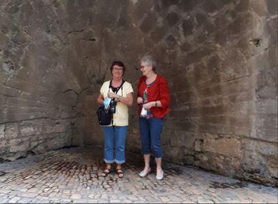 Vacances périgourdines : promenade dans Sarlat