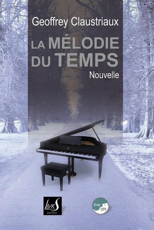 Découvrez la couverture de la prochaine ouvelle de Geoffrey Claustriaux, chez Livr's Editions
