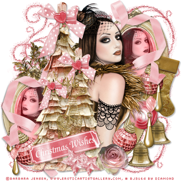 "Tutoriel ""Christmas Wishes"" de Devious Desires"