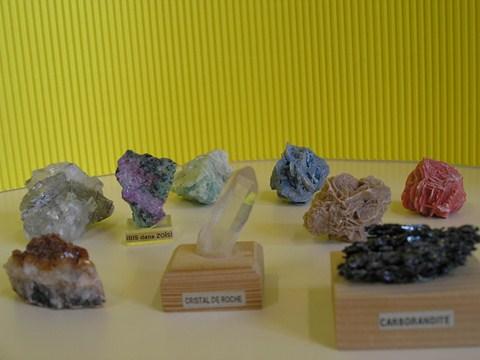 Les pierres précieuses (par Emilie)