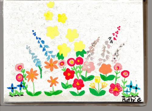 Peintures & dessins 2009