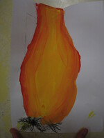 Peindre le feu - Cycle 2