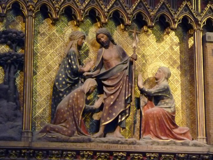 Clôture du chœur