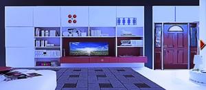 Jouer à Exciting blue room escape
