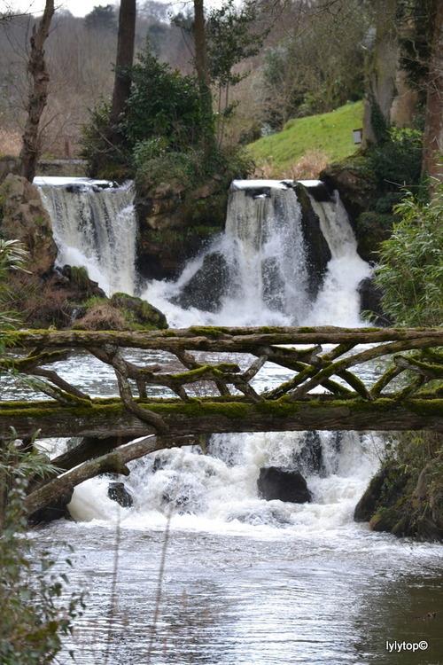 La cascade du Vast