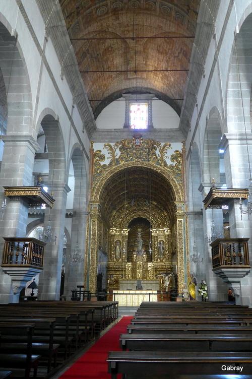 Ponta Delgada: église saint José … n 3 a