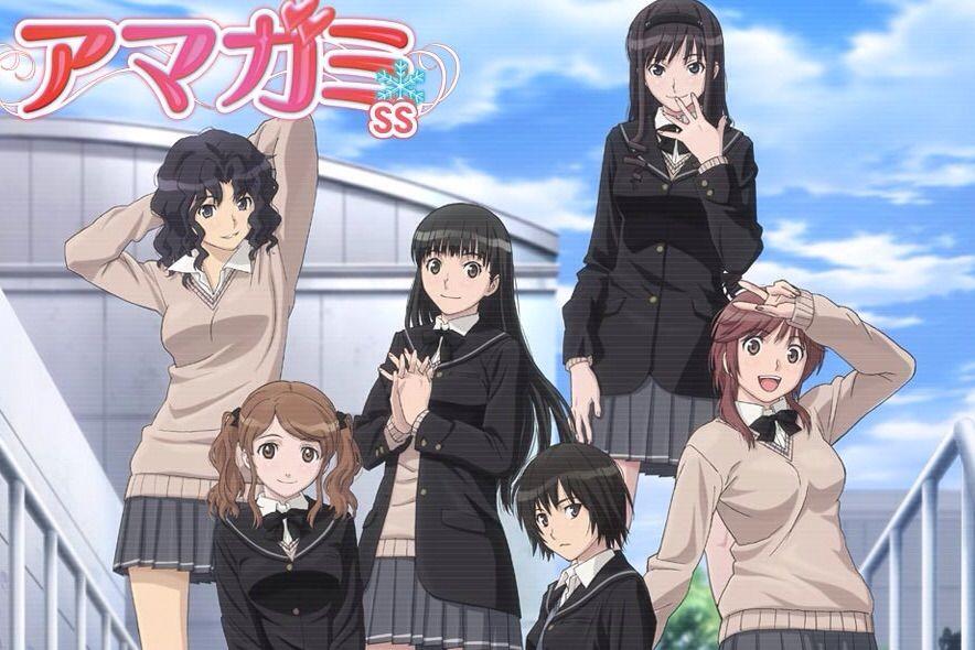 """Résultat de recherche d'images pour """"amagami ss anime"""""""