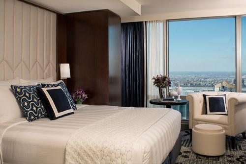 Marriott ouvre à New-York l'hôtel le plus haut d'Amérique du Nord