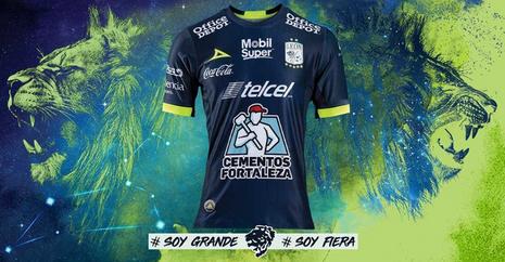 Nouveau maillot Leon 2019 Troisieme