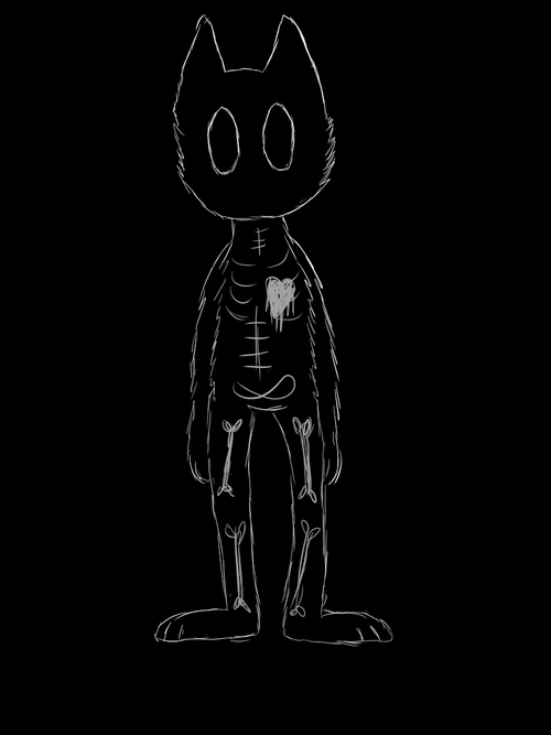 4 squelette
