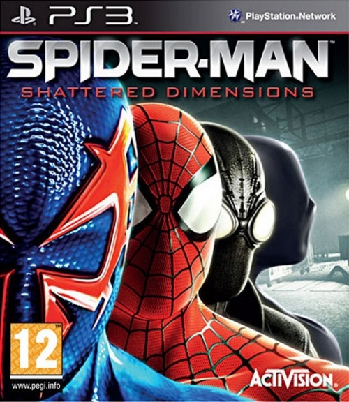 Spiderman : Shattered Dimensions