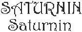 Dictons de la St Saturnin + grille prénom !