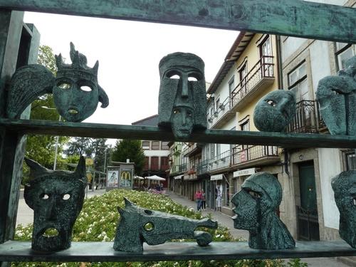 De Braga à Guimaraes