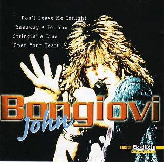 """BONGIOVI JOHN"" album 1980"