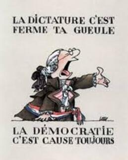 Dictature ou Démocratie ?