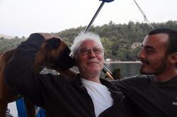 Première période 2017, avec Hugo, vers nord Egée