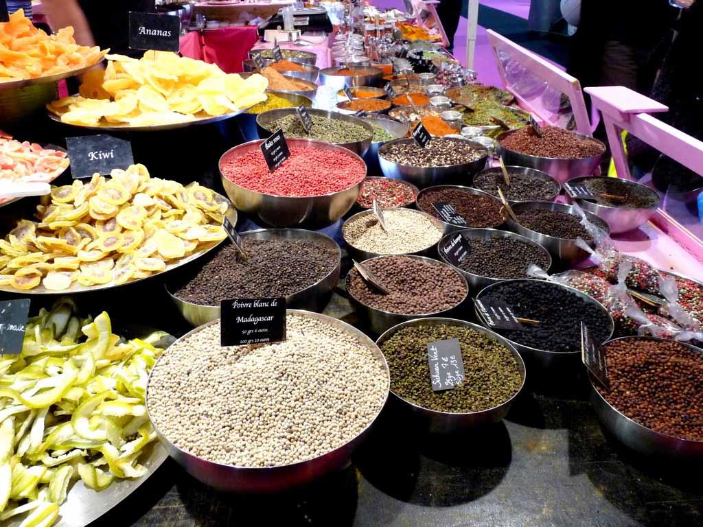 Le salon du chocolat de Lille - FIN !