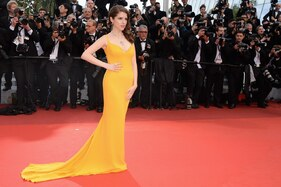 See Every Gorgeous Dress From the Cannes Film Festival, Including Kim ...