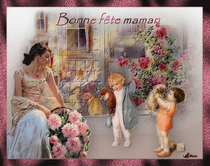 Bonne fêtes à toutes les mamans