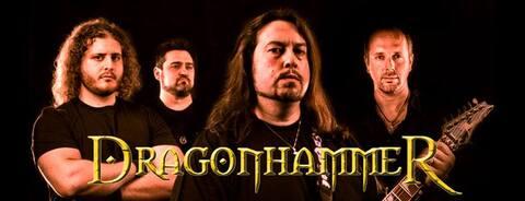 DRAGONHAMMER - Un extrait du nouvel album dévoilé