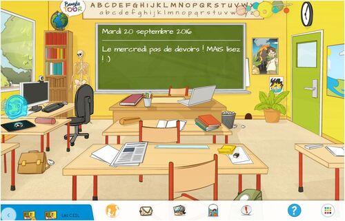 Espace numérique de travail: beneluschool