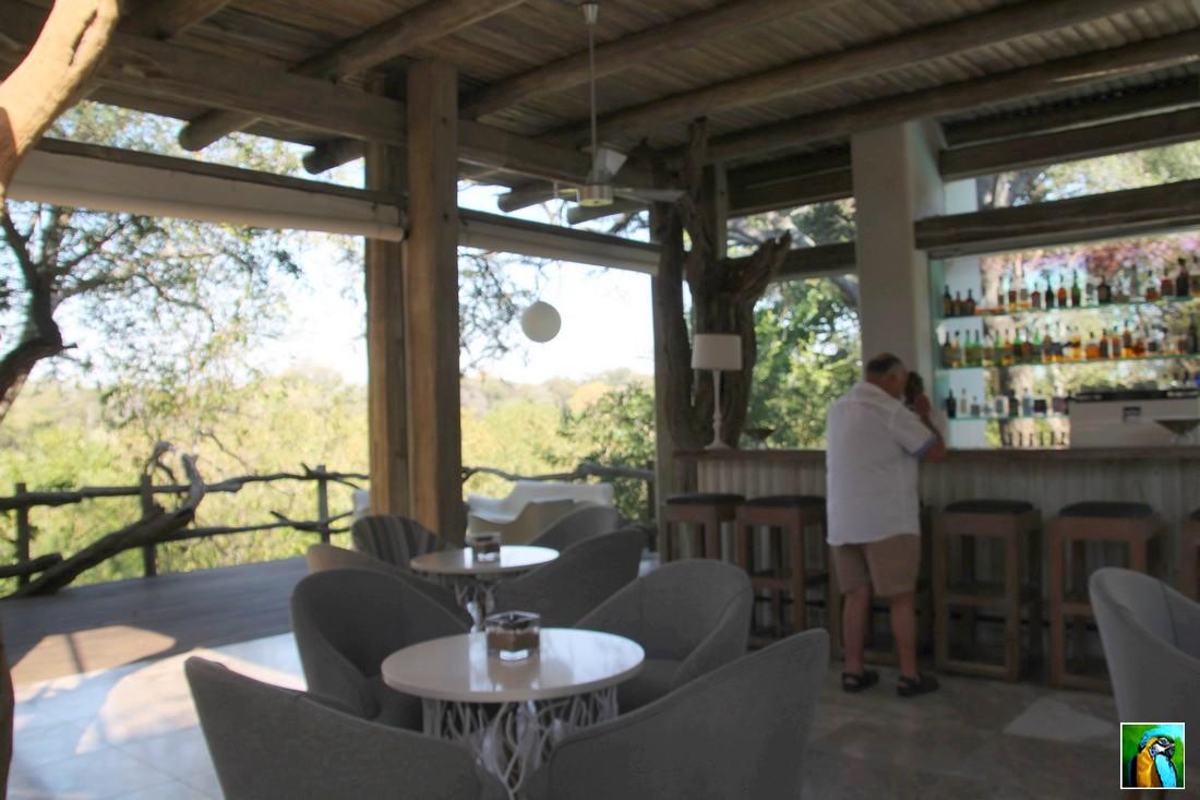 AFRIQUE  du  SUD JUIN 2018 : Le bar et le salon