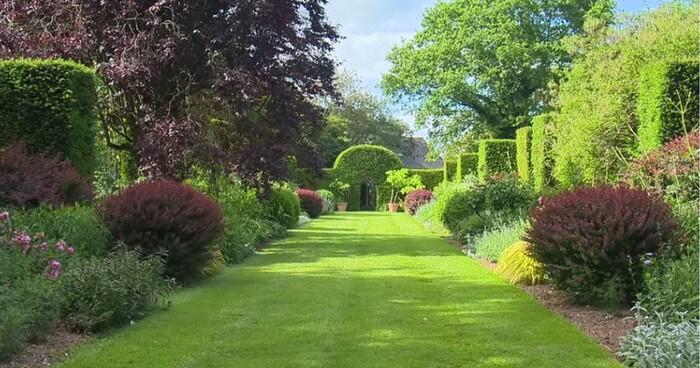 Jardin Jardinier : Les jardins du Botrain