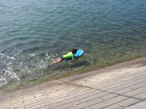 L'eau, la vie... Capbreton