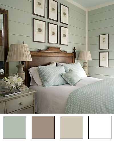 Les couleurs en d co d co en nuances for Quelle couleur chambre parentale