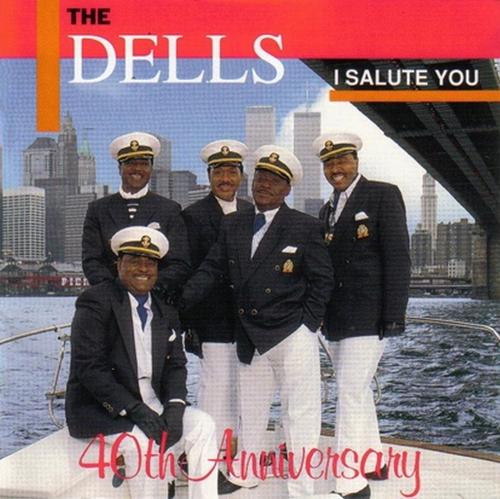 "1992 : The Dells : CD "" I Salute You 40 Th Anniversary "" Philadelphia International / Zoo Entertainment Records 72445-11023-2 [ US ]"