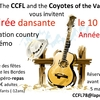 soirée dansante The CCFL and the Coyotes of the