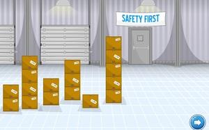 Jouer à Warehouse escape