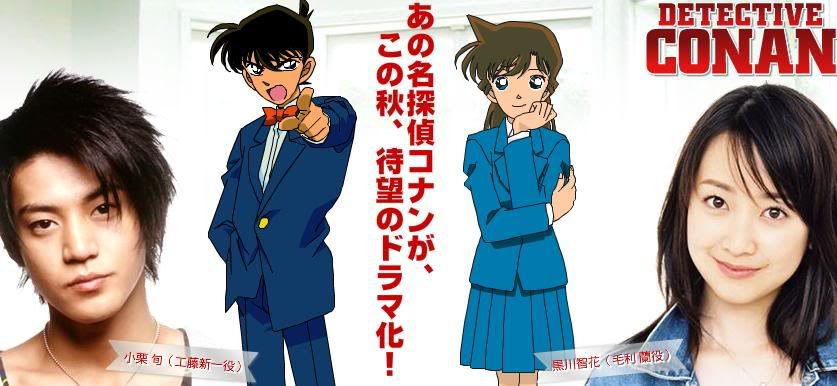 Image result for meitantei conan live action