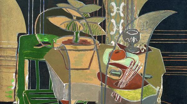 Mardi - Les tables de Georges Braque