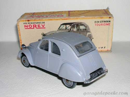 Citroën 2cv AZLP 1958