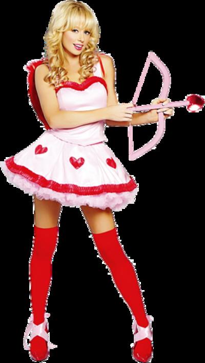 Personnage de la st Valentin 1