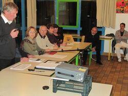 Municipales : réunions publiques