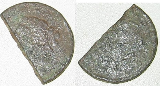 ONE CENT USA 1816