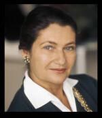 Adieu, Simone Veil.