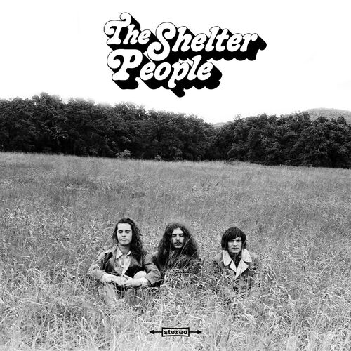 The Shelter People - The Shelter People (EP) (2017) [Alternative Rock Psychedelic]