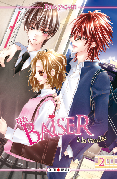 Un baiser à la vanille - Tome 02 - Rina Yagami