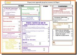 programmes d'apprentissage quatrième période 2013