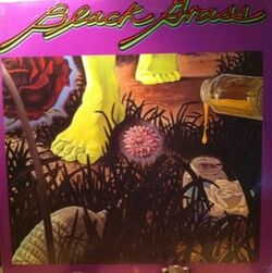 Black Grass - Same - Complete LP