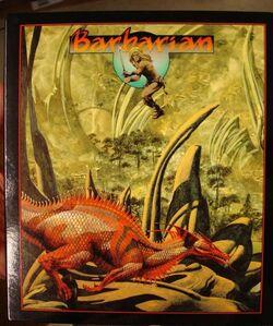 Barbarian - Psygnosis