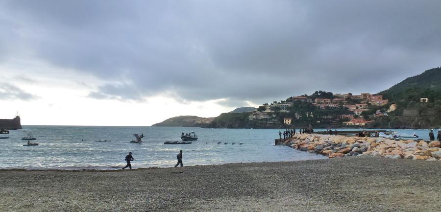 @mitiés de Collioure...