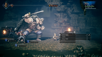 NEWS : Octopath Traveler daté