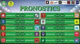 Pronostics J5